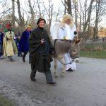 mit den heiligen Drei Königen