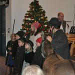 Unser Auftritt bei der Adventsfeier im AWO-Haus